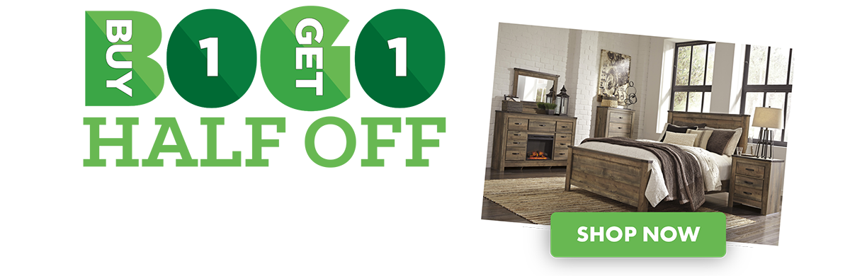 Wichita Furniture Buy 1 Get 1 Half Off