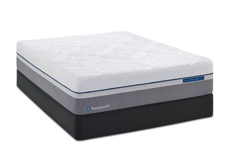 Cobalt Hybrid King Mattress Set