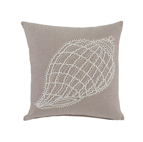 Anshel Natural Accent Pillow