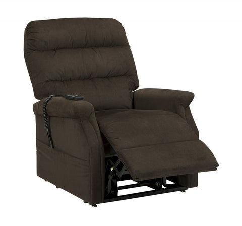 Brenyth Chocolate Lift Chair Recliner