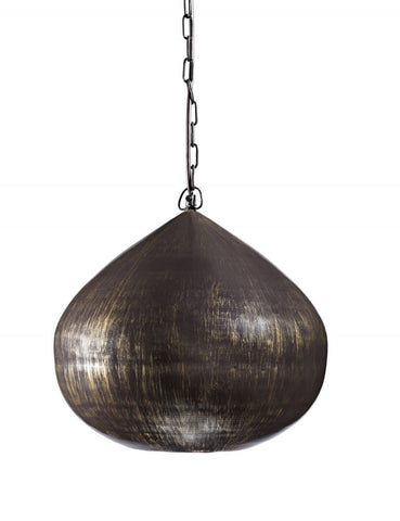 Aminali Antique Brass Pendant Light