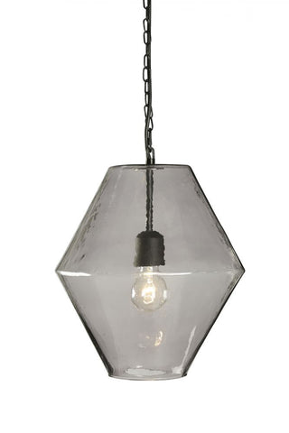Daquan Purple Pendant Light