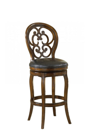 Alexandra Swivel Counter Stool