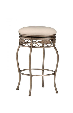 Bordeaux Swivel Counter Stool