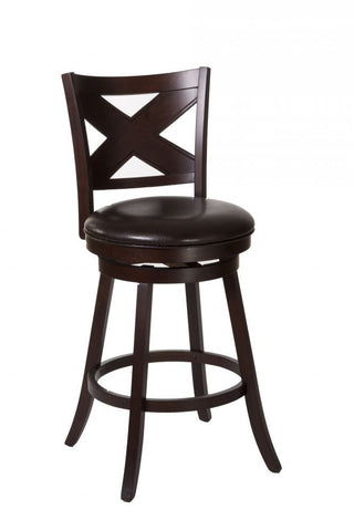 Ashbrook Swivel Counter Stool