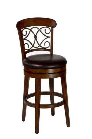 Bergamo Swivel Counter Stool