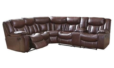 Amaroo Brown Sectional