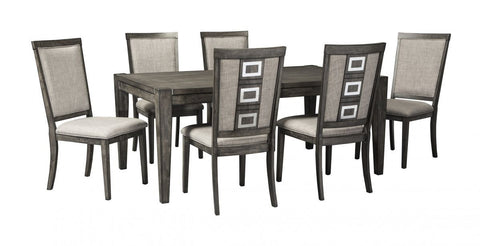 Chadoni Table & 6 Chairs
