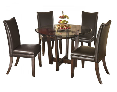 Charrell Table & 4 Chairs