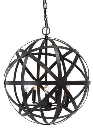 Cade Antique Bronze Pendant Light