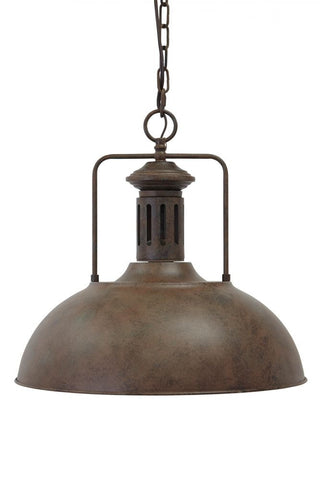 Famke Silver Pendant Light