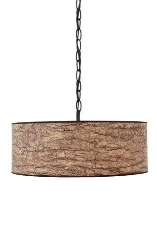 Dajuan Light Brown Pendant Light