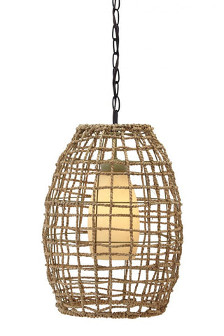 Dalinda Natural Pendant Light