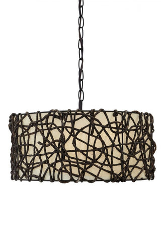 Earleen Natural Pendant Light