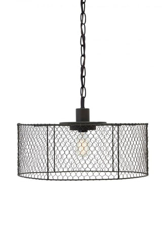 Eavan Black Pendant Light