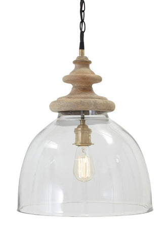 Farica Transparent Pendant Light