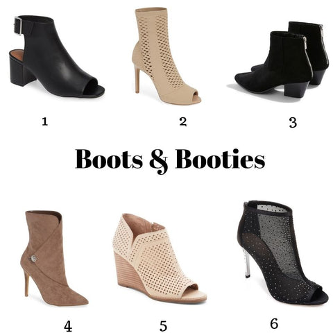 boots, Fall booties, Fall style