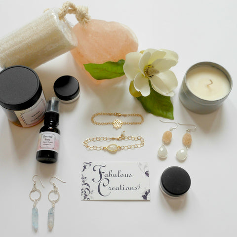 Fabulous Creations Glam Box, Beauty Box, Monthly Subscription Box