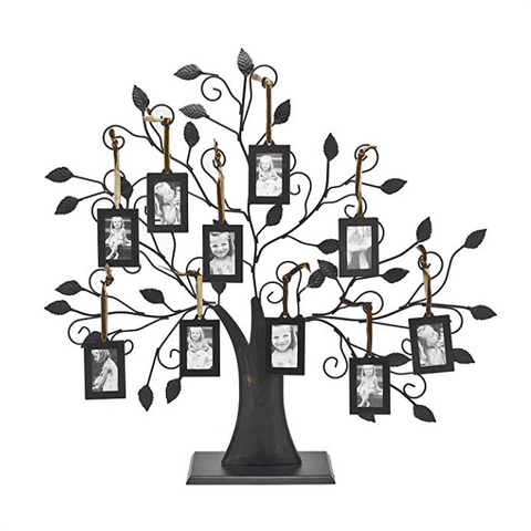 family tree photo frame, Mothers Day gift guide