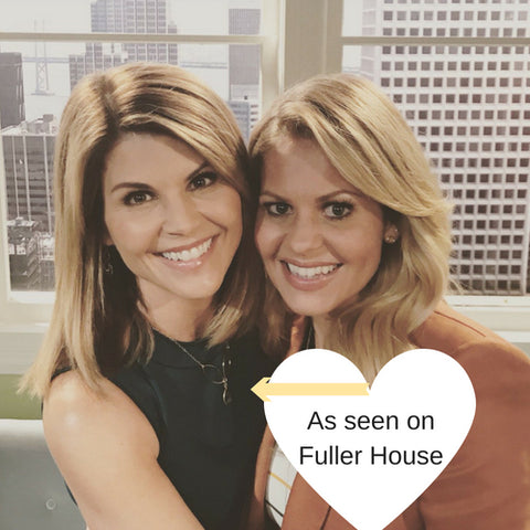 Lori Loughlin, Candace Cameron Bure, Full House, Fuller House, Handmade Jewelry, Fabulous Creations Jewery