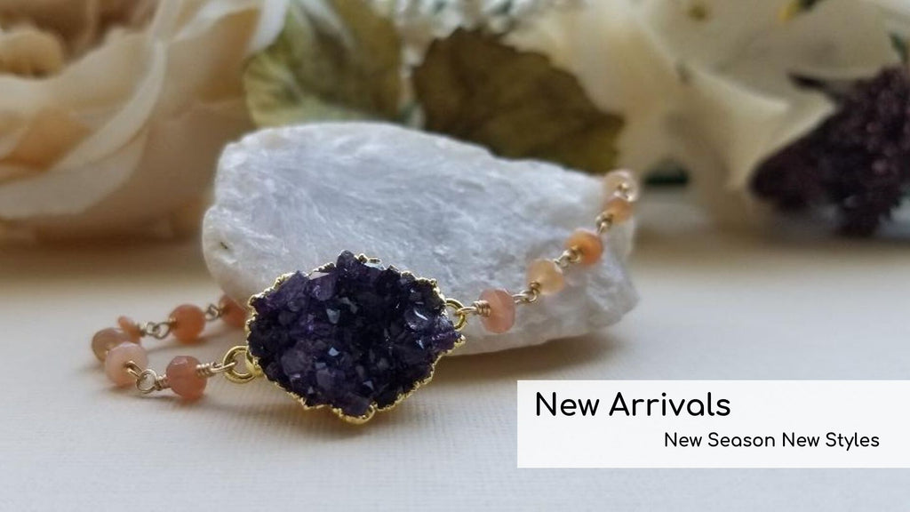 handmade jewelry, bohemian style, new arrivals, jewelry gifts, boho stone jewelry, gemstone jewelry