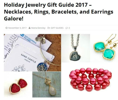 Splash Magazine Gift Guide, Magazine Feature
