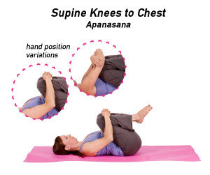 yoga pose-knee bend-practicing yoga