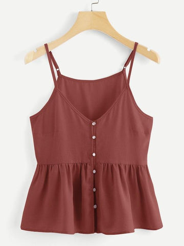 cami top, Summer, Shein