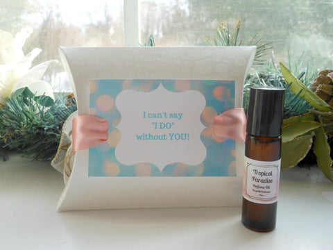 natural perfume, bridesmaid gift idea, best gifting ideas