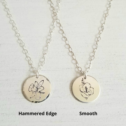 Hand Stamped Jewelry Made in the USA