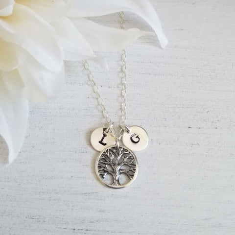 Personalized Mothers Necklace, Mothers Day Gift