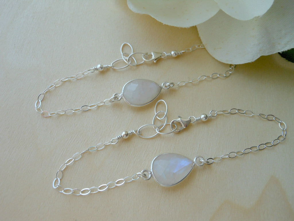 gift for bridesmaid, minimalist bracelet, wedding gift