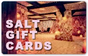 Purchase Salt Cave Gift Cards