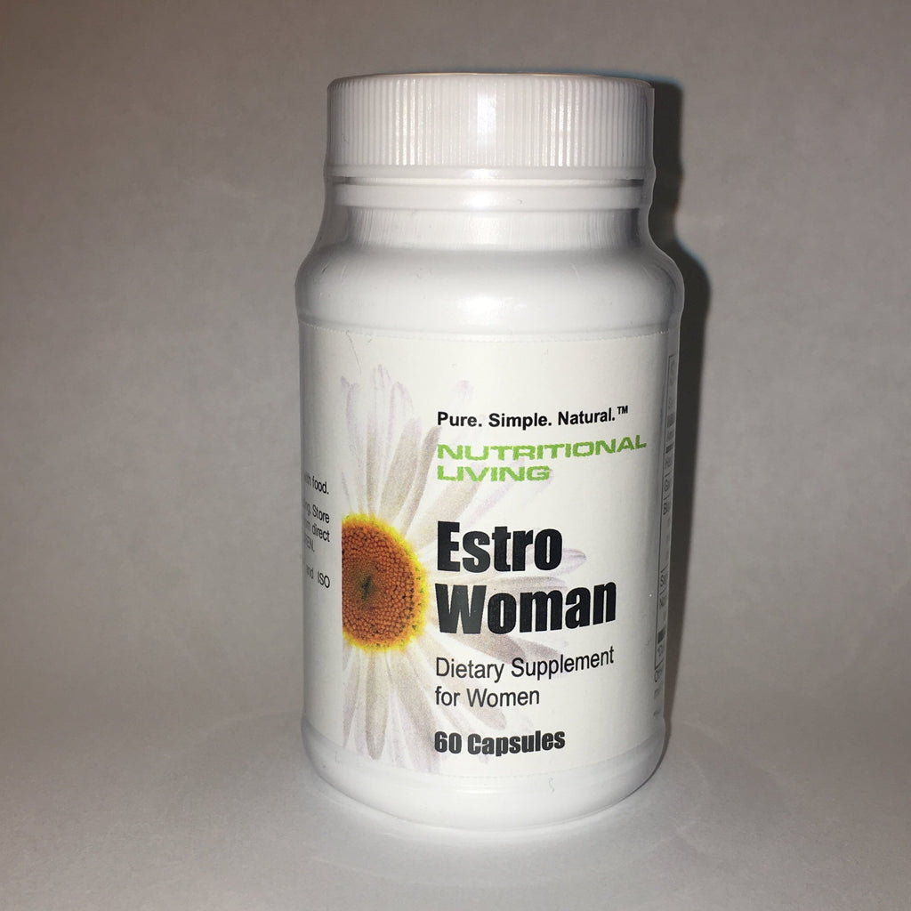 Save 40% Off!  ESTROWOMAN™  (Menopausal Support for Women)