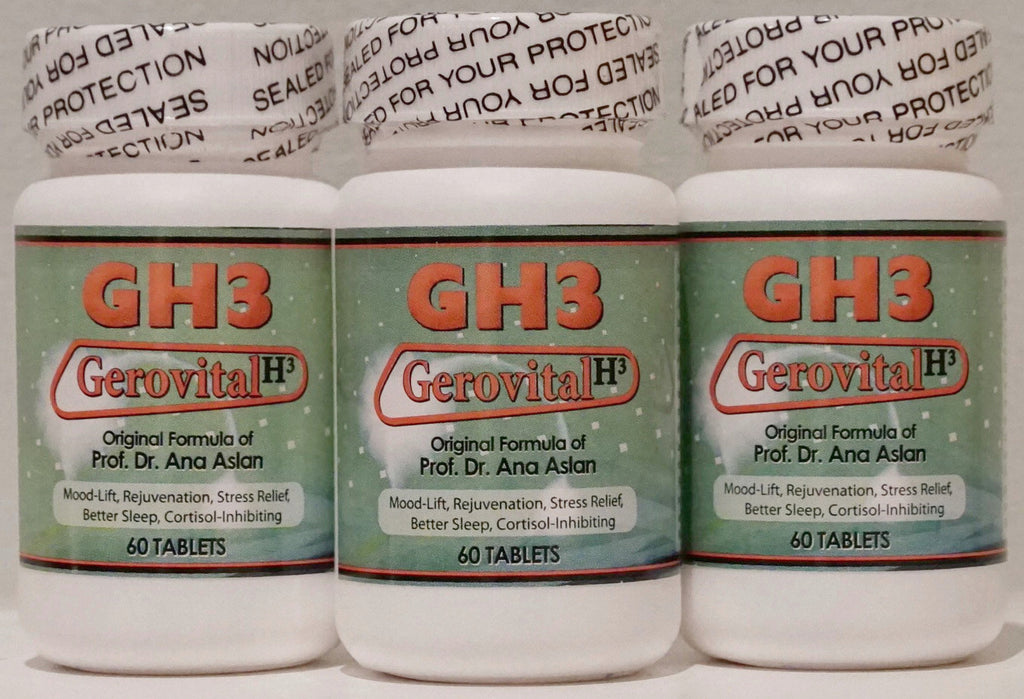 (Most Popular) SAVE $70.00!  (GH3) Buy 4 Bottles Get 2 FREE + FREE Shipping!
