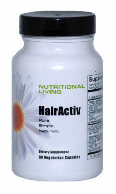 2 Month Supply TV Offer! - HAIR ACTIV™  (Buy 2 Bottles For Free Shipping)