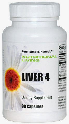 As Seen On TV!  LIVER 4™ (Natural Liver Support)