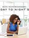 WORK WEAR WEDNESDAY: TRANSITION FROM OFFICE TO HAPPY HOUR
