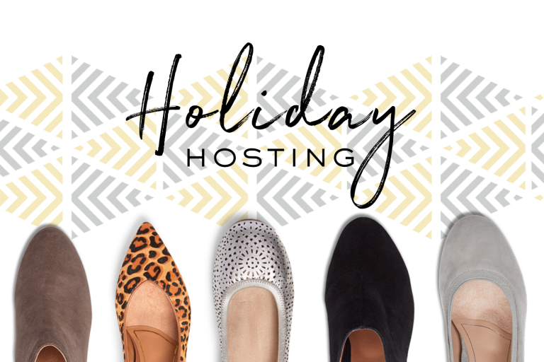 Top 5 Shoes For Holiday Hosting