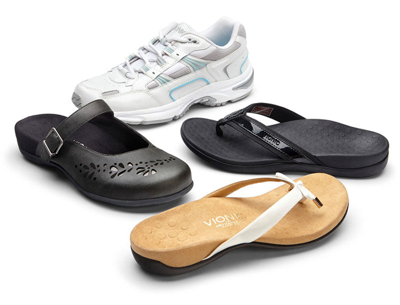 Comfortable Arch Support Shoes for Women