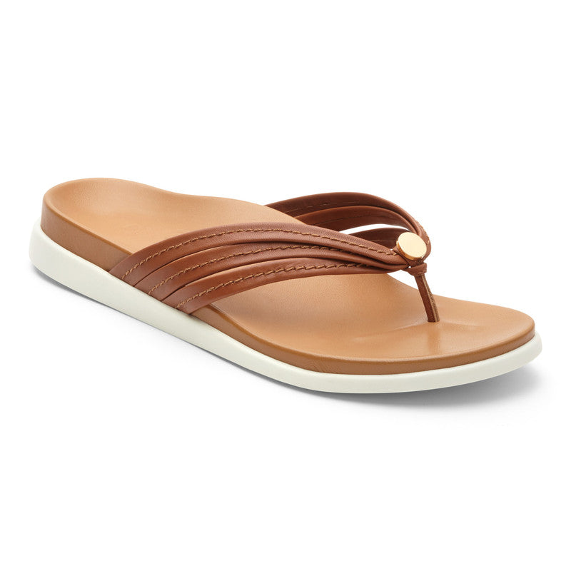 Vionic shoes ashten toe post sandal