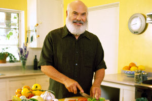 Dr. Weil cooks up a quick and healthy meal