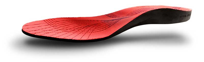 Advanced Motion System Orthotic Insert in our Fyn Sneaker