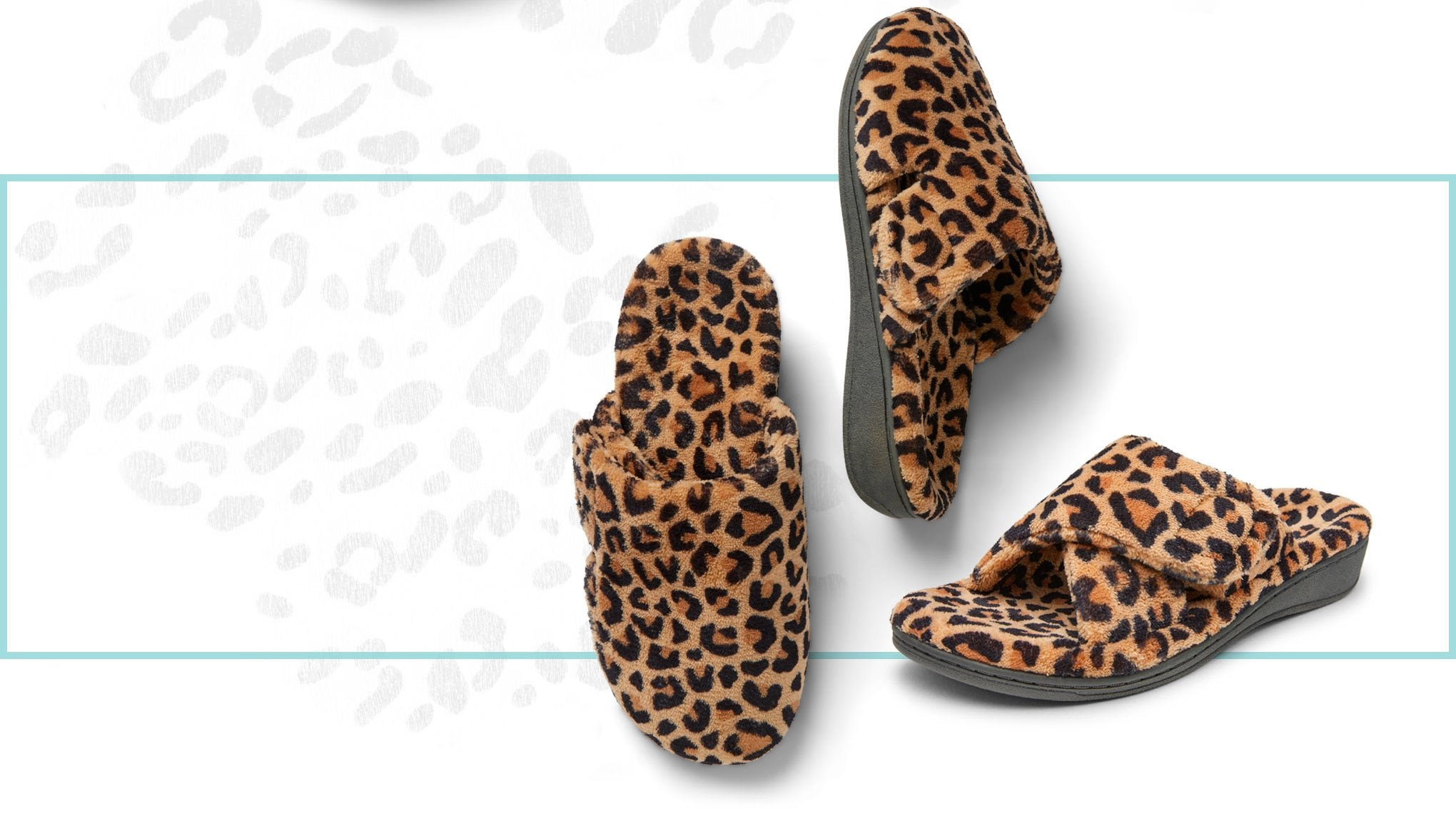 Leave Behind the Jungle - Shop Women's Slippers