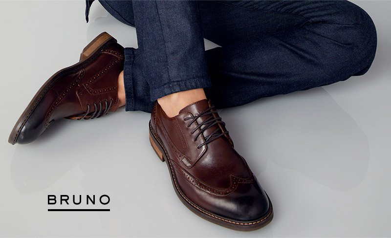 View Bruno Oxford Dress Shoe