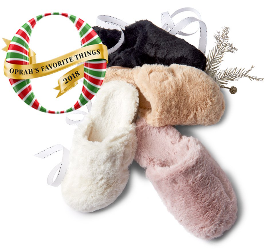 View the Plush Slipper Collection