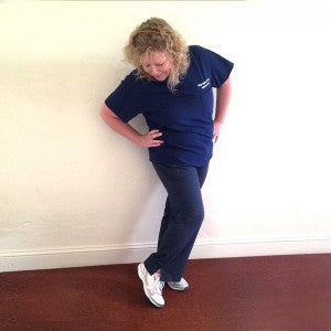 Critical care nurse protects her feet by wearing Sneakers by Vionic