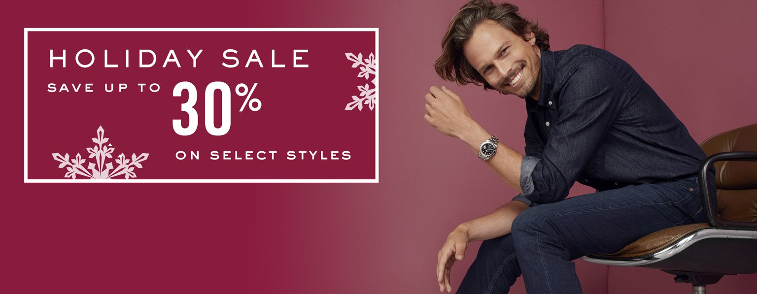 View Men's Holiday Sale Sale
