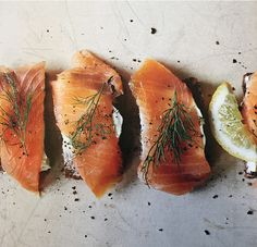 Smoked Salmon Canapés from Dr. Weil's cookbook Fast Food, Good Food