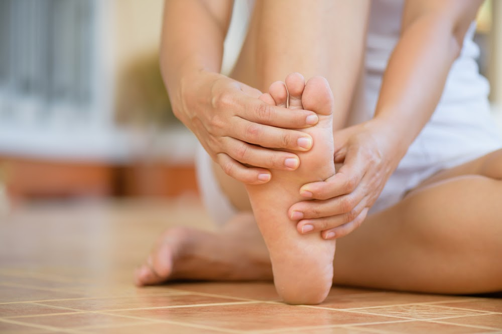 how-to-relieve-sore-feet-after-work